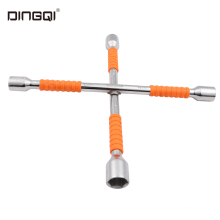 DingQi Wheel Cross Wrench Multiplier Wheel Wrench
