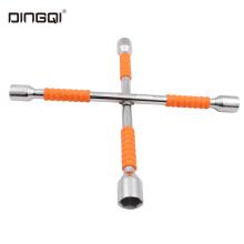 Колесный крестообразный ключ DingQi Мультипликаторный колесный ключ