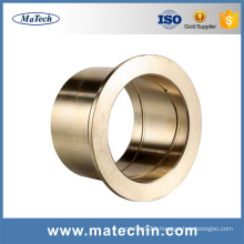 ISO9001 Factory Custom High Precision Heavy Bronze Tube Hot Forging