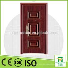 Einfache Holztür aus Stahl für die Außenposition bei heißem Verkauf