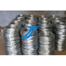 Galvanisierter und schwarzer Eisen-Bindedraht