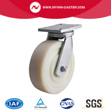 Extra Heavy 1800kg Plate Swivel PA Caster