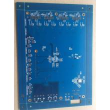 urgent 8 layer  TG170 1.6mm blue solder ENIG PCB
