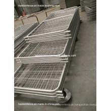 Portões de Fazenda Tipo I galvanizados por imersão a quente
