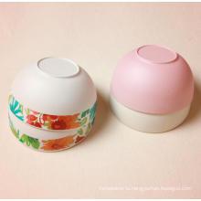 (BC-B1042) Hot-Sell Natural Bamboo Fiber Tableware Bowl