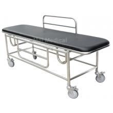 Stainless Steel Hospital Patient Trolley