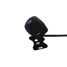 Sistema de câmera de backup de alta resolução