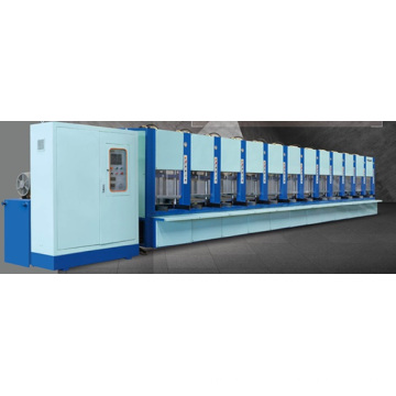 Full Auto Vacuum Foaming Moulding Machine with CE Approval