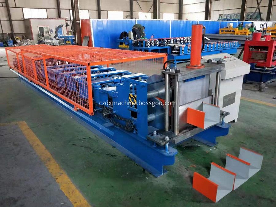 Keel Steel Forming Machine