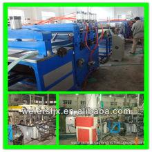 convertir la línea de producción de láminas de plástico del proyecto clave