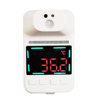Automatisches Scanner-Thermometer zur Wandmontage mit Alarmsystem