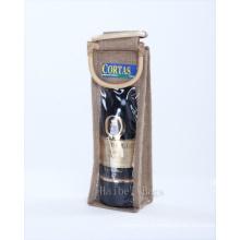 Jute Wine Bag (hbjw-9)