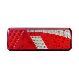 3W E4 Jumbo Truck Combination Tail Lighting