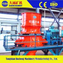 Broyeur à cosses hydrauliques à minerais à mine minérale