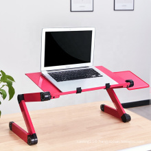 High Quality Customized Sit-Stand Laptop Bed Table Stand Desk for Laptop and Tablet