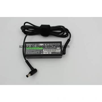 Cargador de adaptador de CA genuino Sony 19.5V 2A 40W para Vgp-AC19V39 Vgp-AC19V40 Vaio W Vpcw