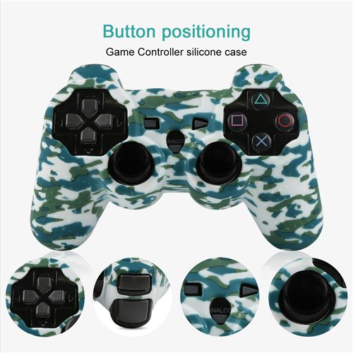 PS3 Controller Covers Camo