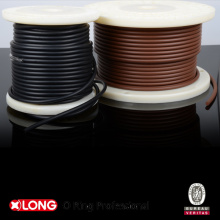 Cool Black&Brown and Good Quality Buna Rubber Cord