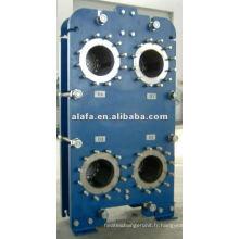 Échangeur à plaques JQ1 pour l'eau, petit échangeur de chaleur