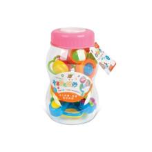 Bebê interesse plástico chocalho do bebê sino para venda (10220321)