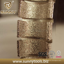 Rodas de moedura abrasivas do diamante de alta qualidade ensolarado