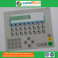 Siemens Equipment Metal Dome Tactile Membrane Switch