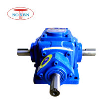 Mini Power Transmission Speed Reduce Spiral Gearbox
