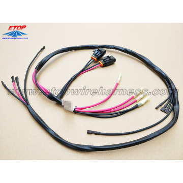 Perhimpunan kabel sekering IP67 kalis air