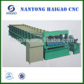 Single Layer CNC Color steel roll forming machine/ steel press machine/ roof tile machine
