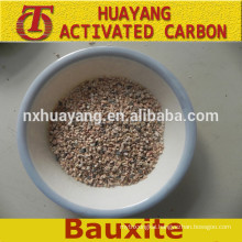 85%min calcined bauxite in bulk
