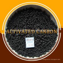 Carvão ativado por coluna de carvão CTC 60 Carbono 4mm para adsorção de gás