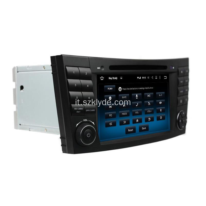 Car DVD Player per BENZ W211 2002-2008