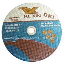 "9"" High Quality Carbon Steel Cutting Disc for Metal"
