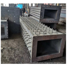 China Metal Building Construction Materials Reliable Supplier For Structural Steel