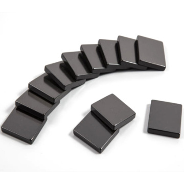 Customised Block Shape Bonded Ndfeb Magnets
