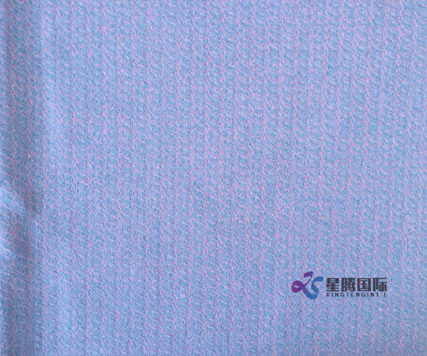 Single Face 100% Wool Fabric