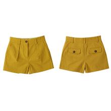 Одежда девочек Phoebee дети хлопок Короткая брюки