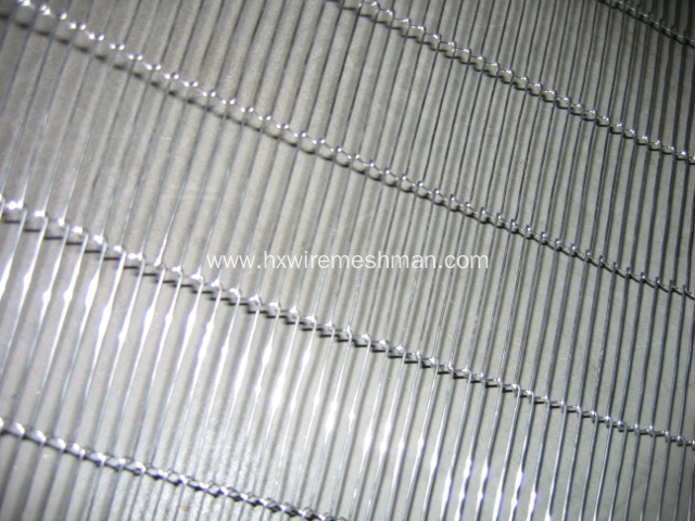 Stainless Steel Eye Joint Link Conveyor Belt