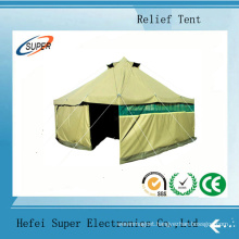 Manufacturer of Different Designs and Sizes Disaster Relief Tents