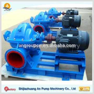 Bombas de agua de caja dividida de accionamiento directo de irrigación de una etapa