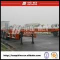 Nouveau châssis de remorque squelettique Container 40ft (HZZ9400TJZP)