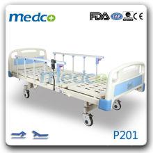 P201 Lit de récupération électronique de salle d'hôpital