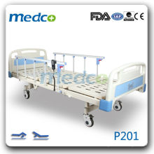 P201 Hospital room electronic recovery bed