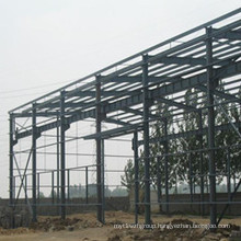 Warehouse, Workshop, Shed Made Steel Structure