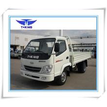 Caminhão diesel do melhor preço de 2 toneladas / recolhimento / mini veículo (ZB1040LDCS)