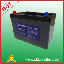 100ah 12V Auto Terminal Deep Cycle Gel Battery for Marine
