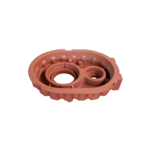 Clay sand cast ductile iron casing metal casting