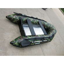 Popular PVC Inflatable Boat for Fishing or Working