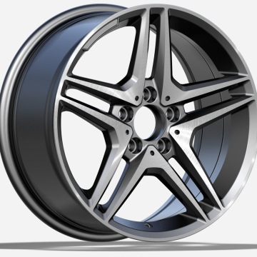 20-дюймовый 5x112 Mercedes Replica Wheel Gunmetal