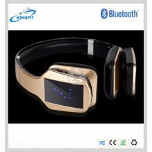 Высокое качество светодиодные наушники наушники FM